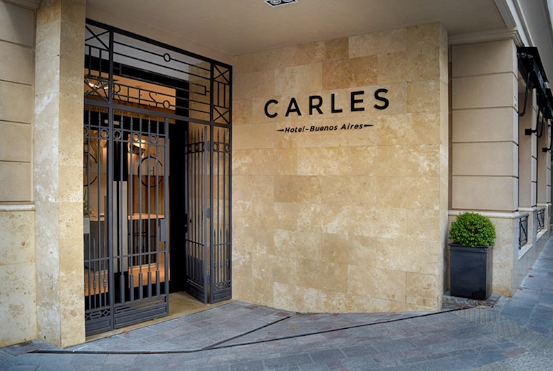 Carles Hotel - Buenos Aires - ARGENTINA