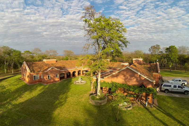 Chacu Lodge - Dove and Pigeon Hunt - ARGENTINA