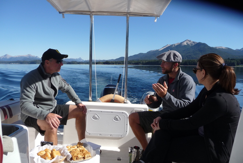 Private Boat Trip to Arrayanes Park - Patagonia - ARGENTINA