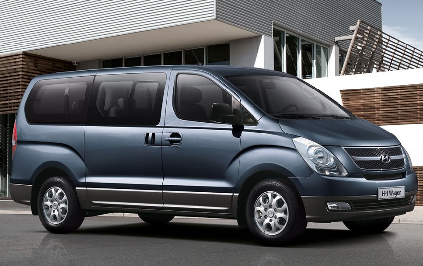 Transfer BA International Airport (EZE) to Hotel in BA (3 to 5 persons)